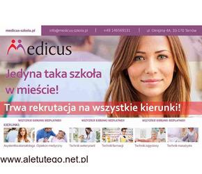 Szkoła Policealna Medicus w Tarnowie